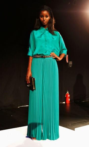 Designer Monika Chiang