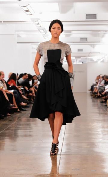 Designer Carmen Marc Valvo