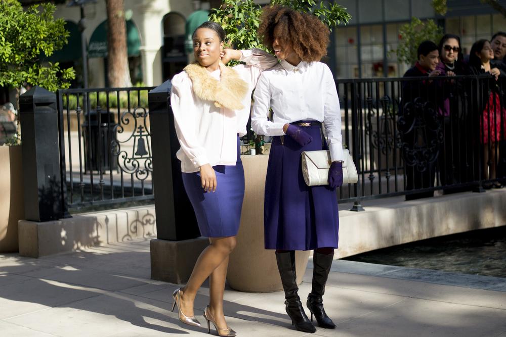 Patrice & Thaina from SecretsDesSeoeurs