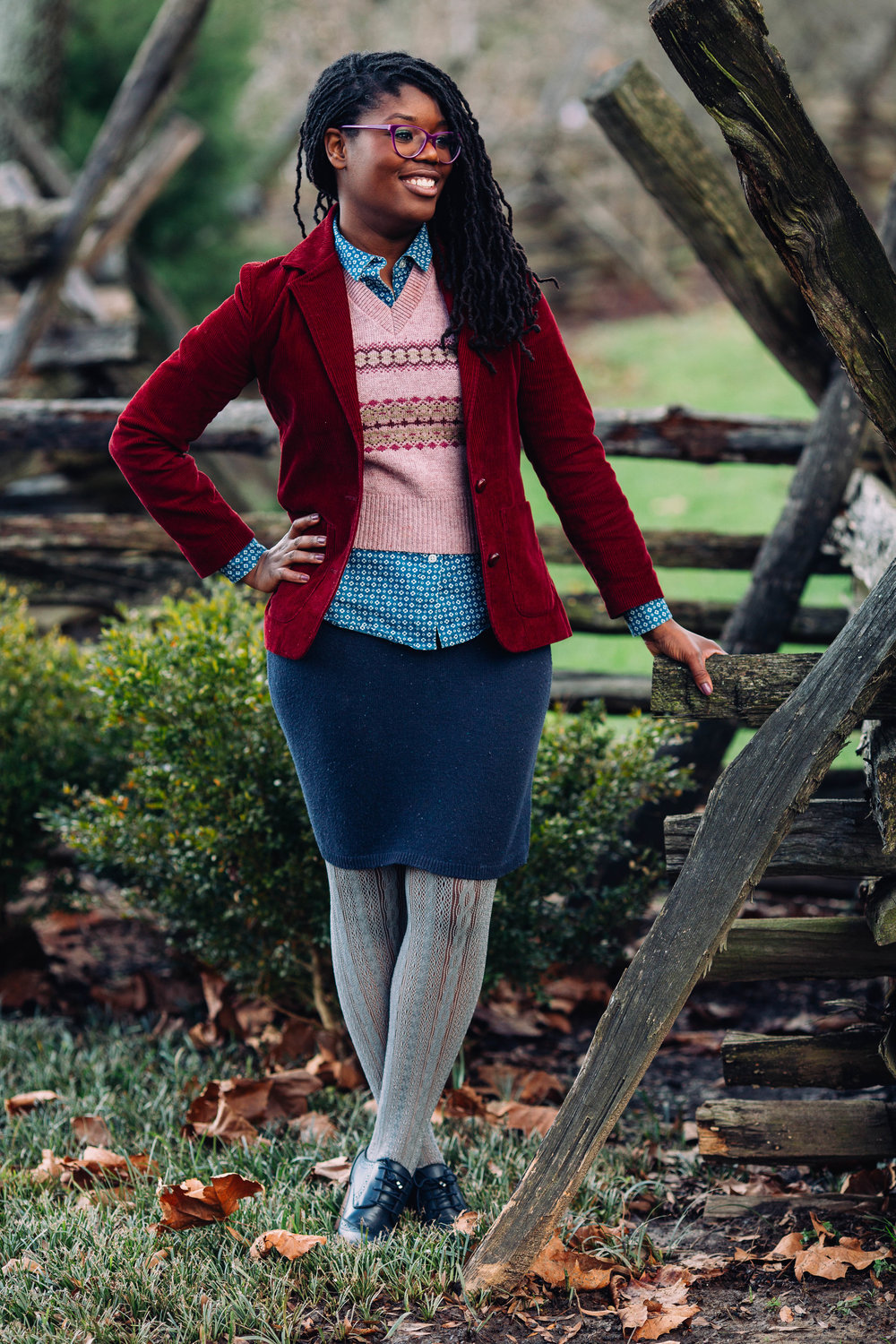 layered_sharlendipity7_burgundyblazer