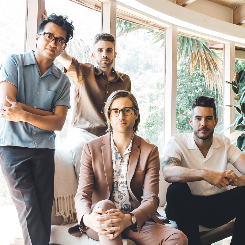 SAINT MOTEL - Saturday Night Headliner