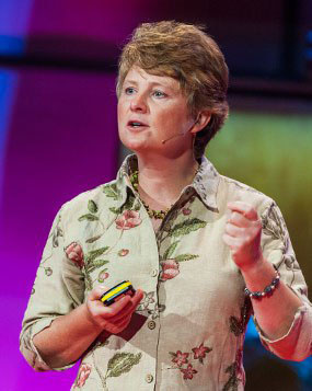 Janine Benyus, TED: Biomimicry In Action