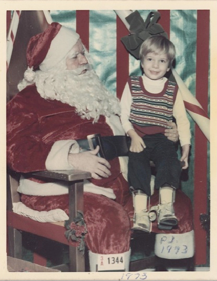 PJ Sitting on Santa's Lap - 1973.jpg