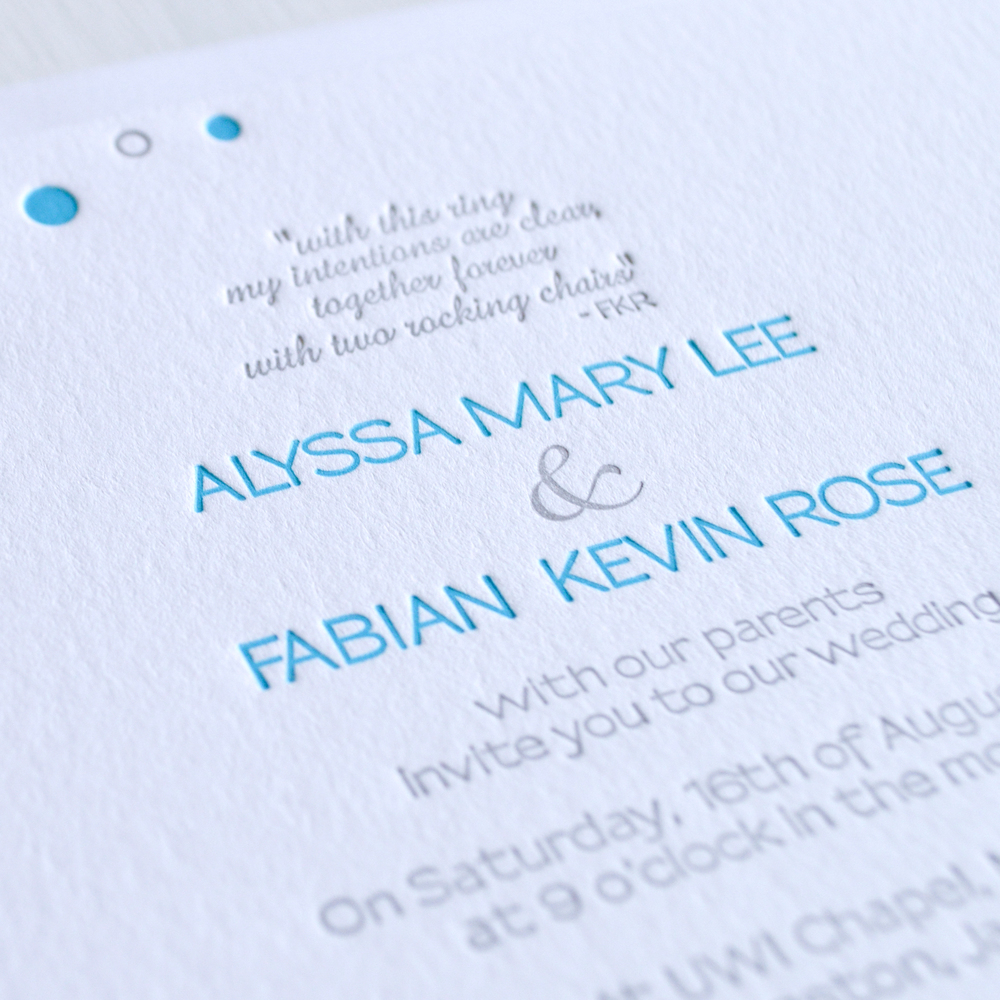 teal and grey backyard bbq letterpress wedding invitation 2.jpg