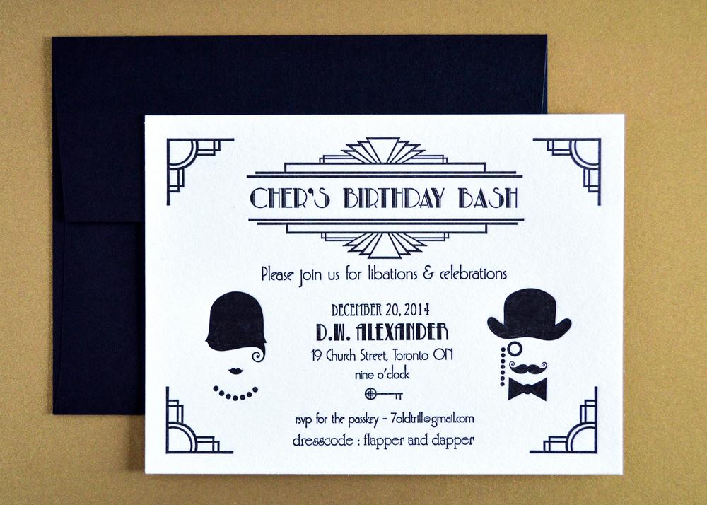 1920 gatsby themed birthday invitation.jpg