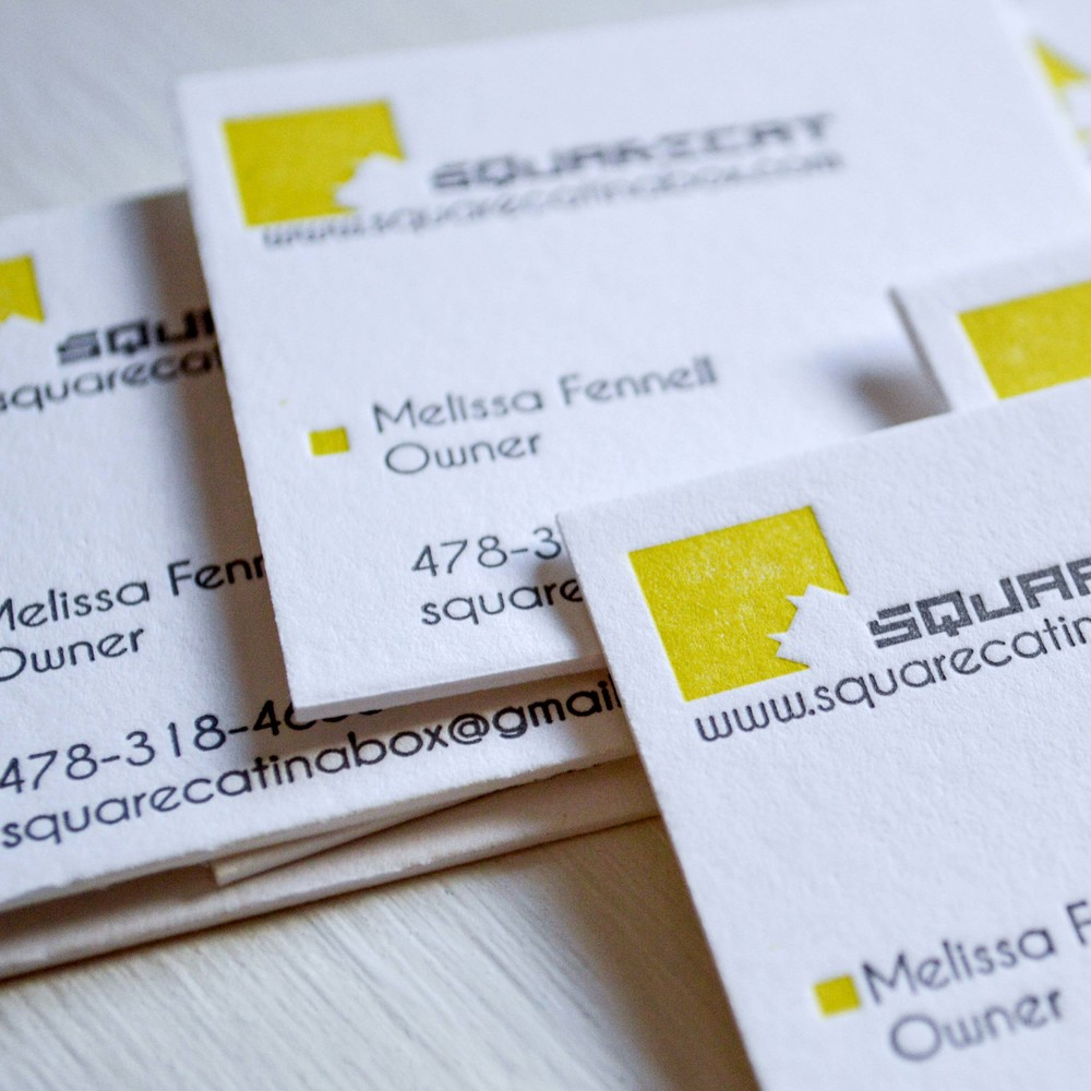 Square Letterpress Business Card 4 square.jpg