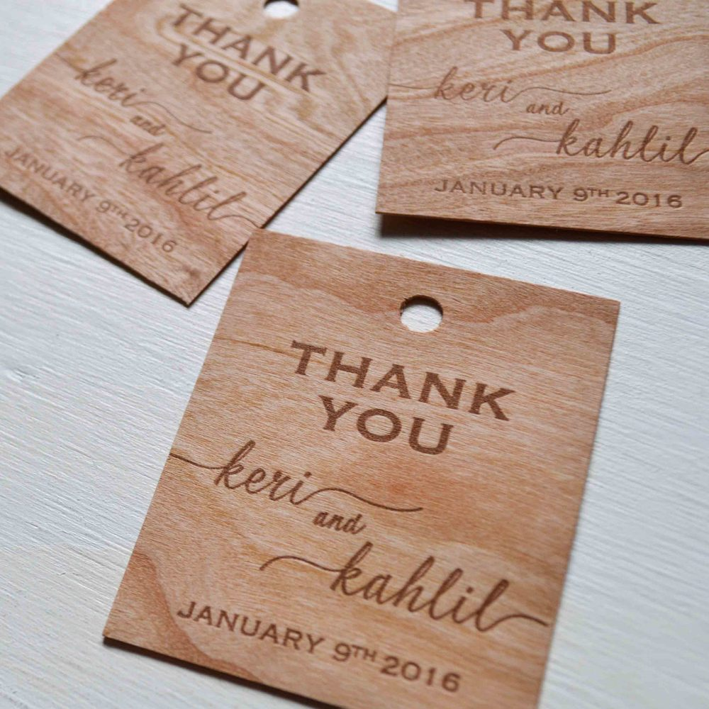 K&K wooden letterpress wedding thank you tags 1.jpg