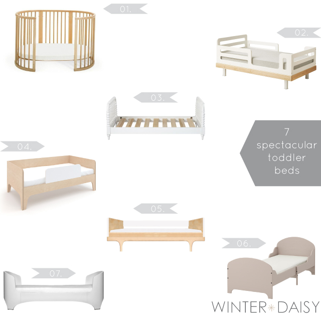 7 spectacular toddler beds