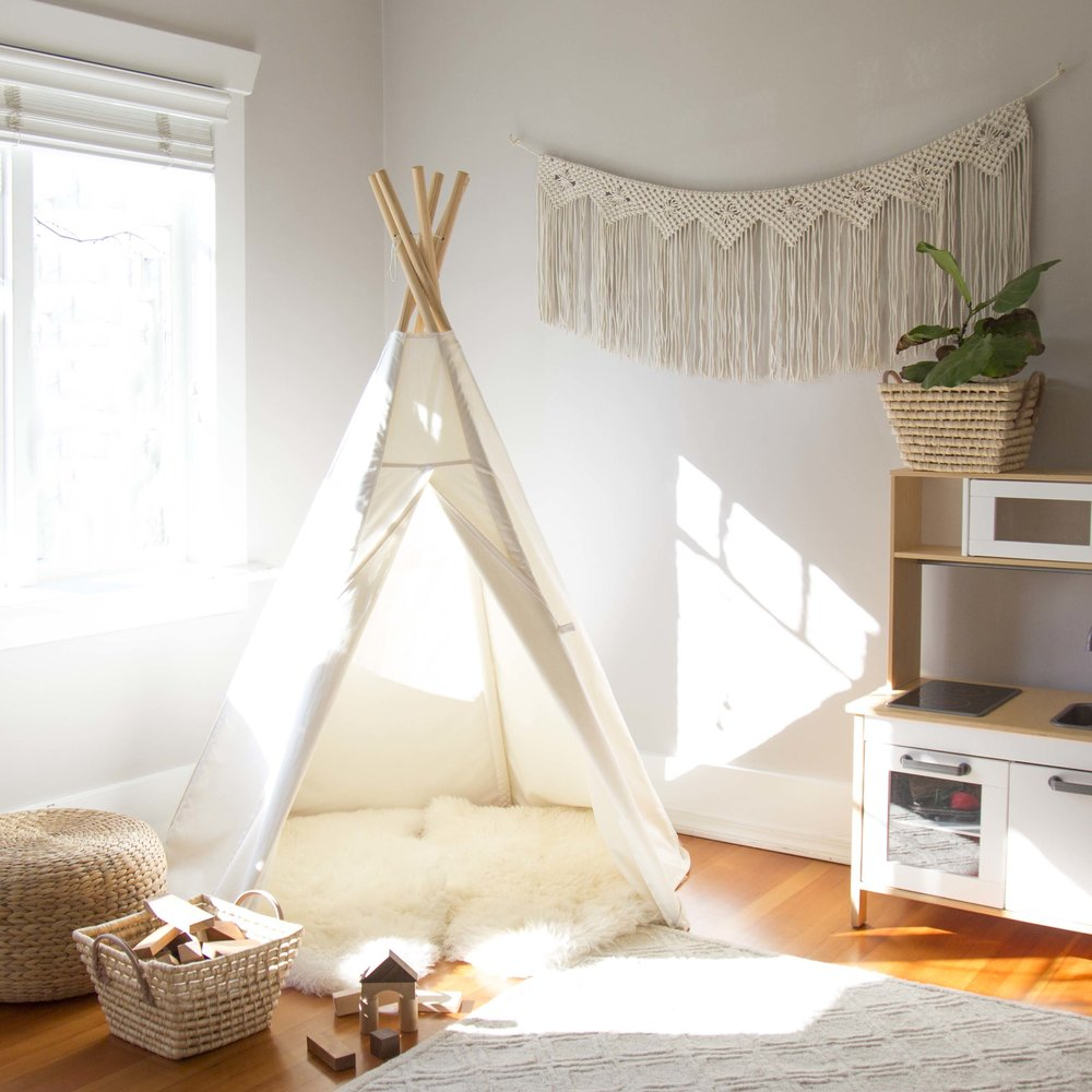 vancouver kids interior design playroom