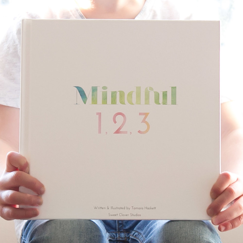 Mindful 1,2,3 book by Tamara Hackett
