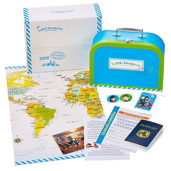 little-passports-kit