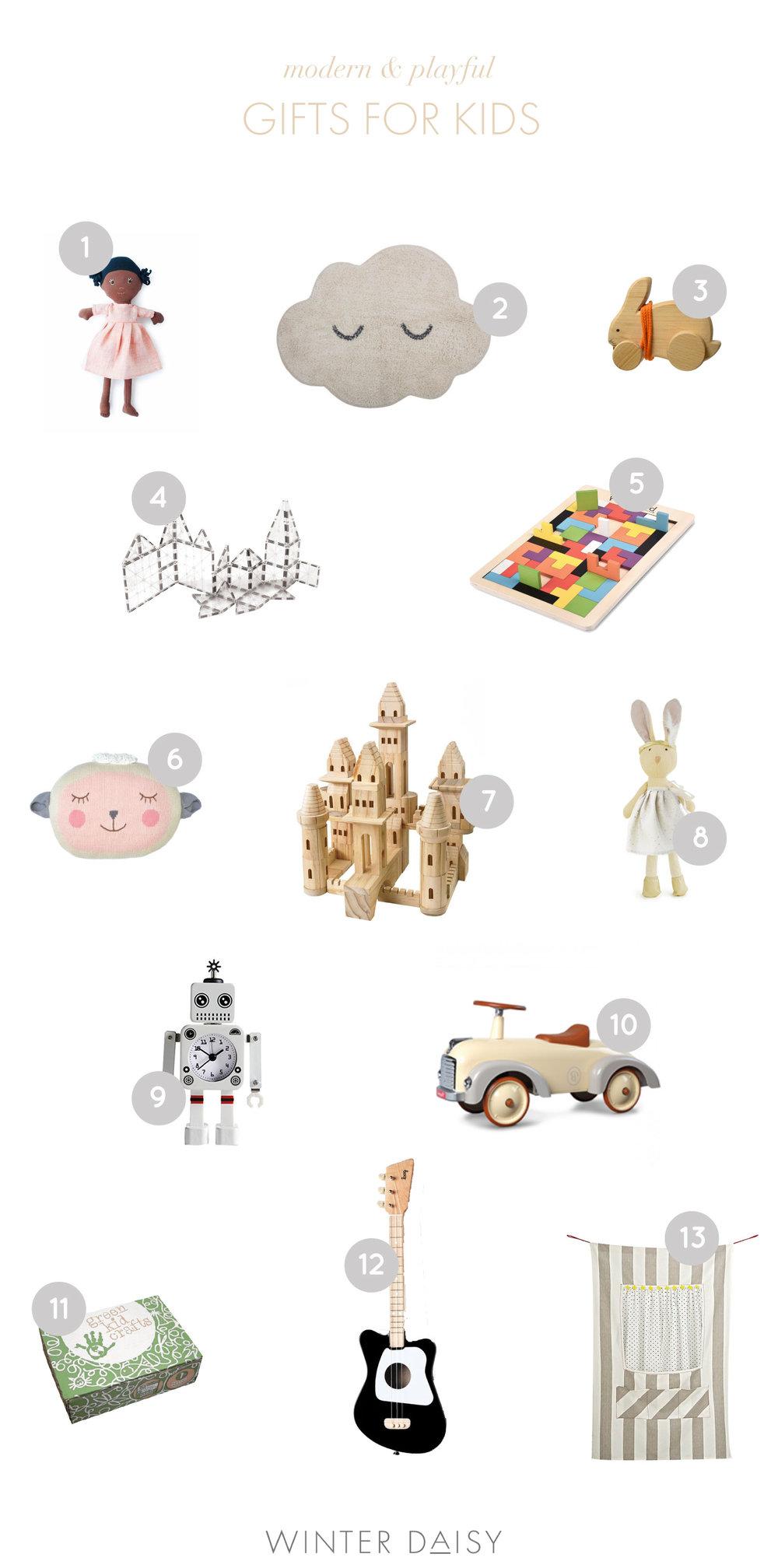 Gift Guide for Kids 2017