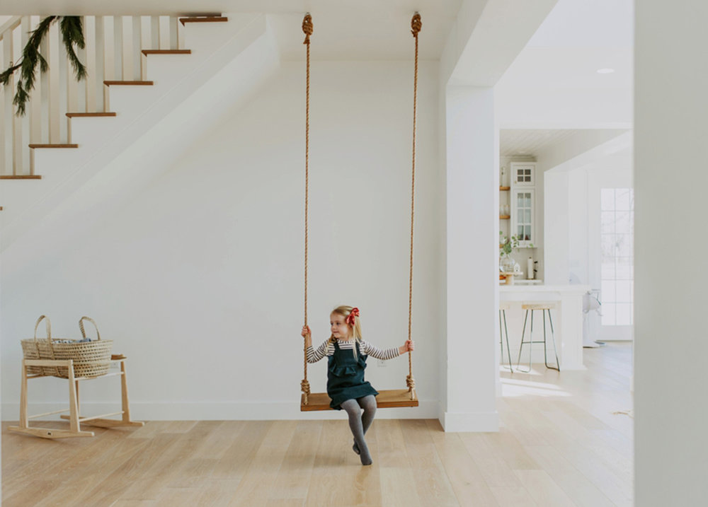indoor swing for kids