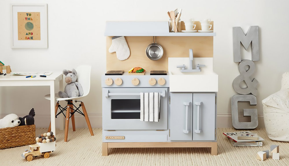 8 of the best play kitchens for toddlers winter daisy interiors for children - Play Kitchen