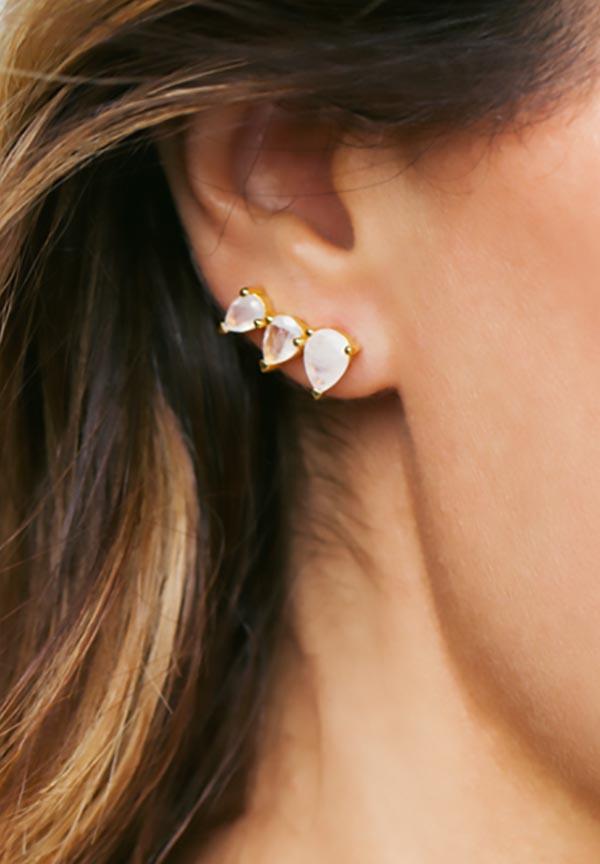 leah alexandra earrings