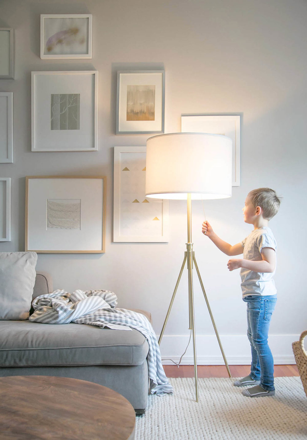 6 Ways To Add Lighting Your Childs Room Winter Daisy 3 Way Switch Light Floor Lamp In Living