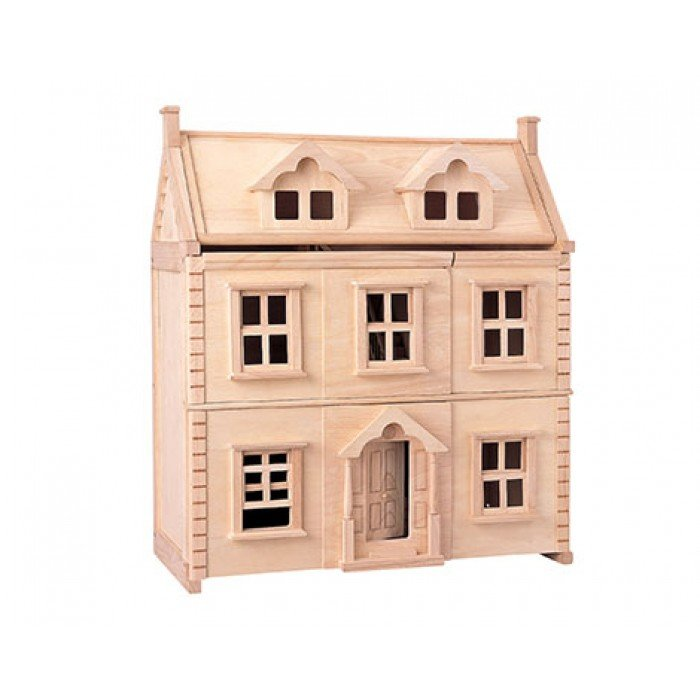 plan toys victorian wood dollhouse