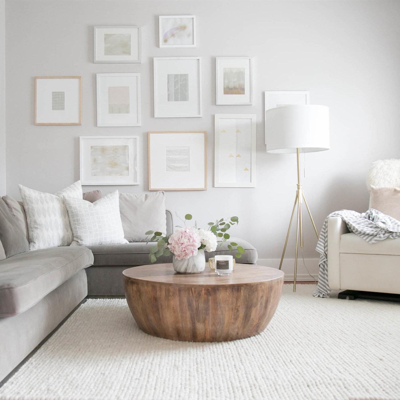 Our Family Friendly Living Room &Mdash; Winter Daisy Interiors For Children Neutral - Living Room