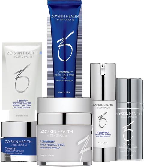Skin Health: ZO® Skin Health Products