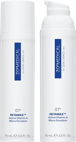 Retamax active vitamin A emulsion