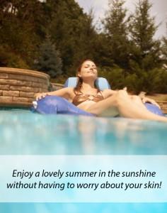 Chemical peels prepare skin for the summertime