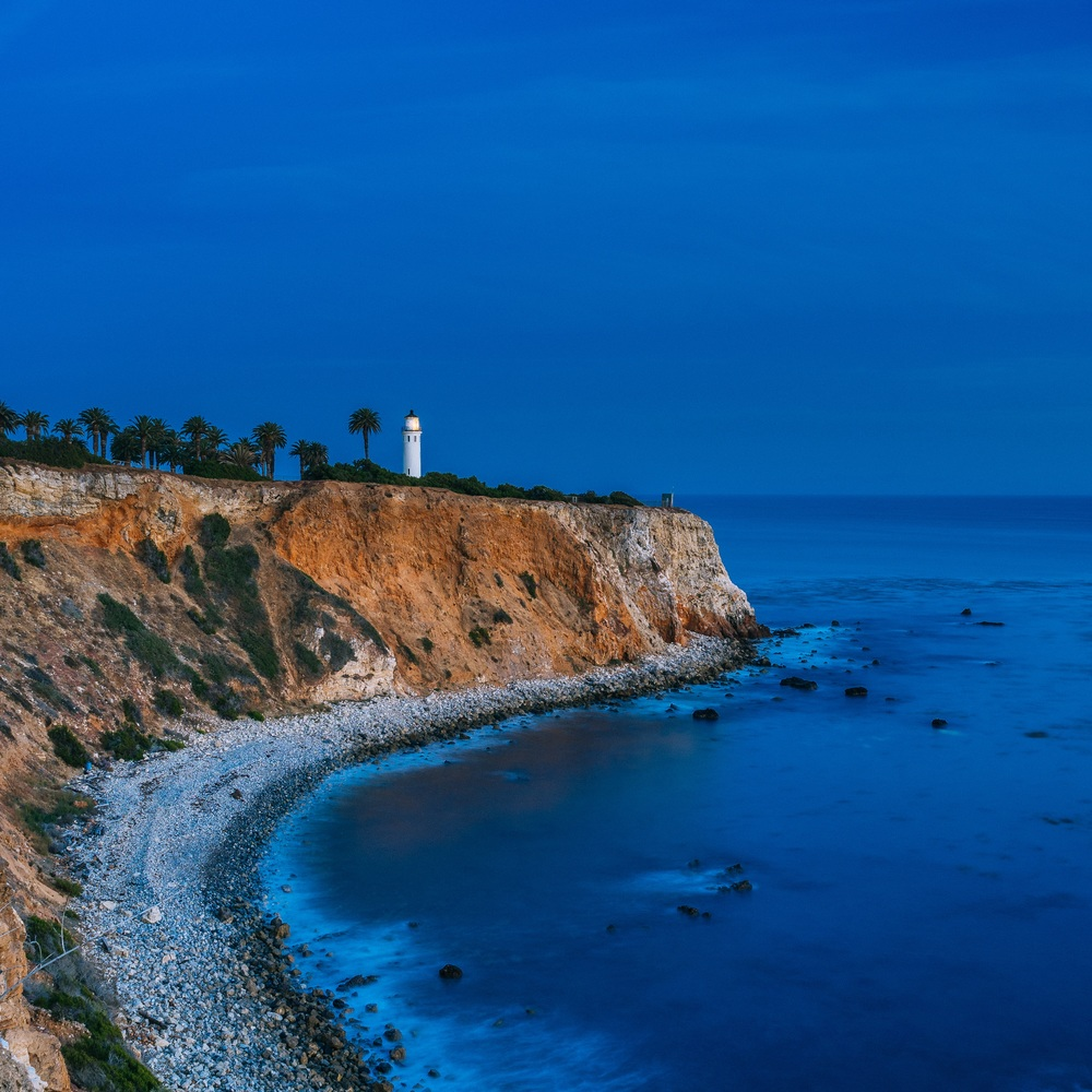 Point Vicente Lighthouse. Palos Verdes, CA