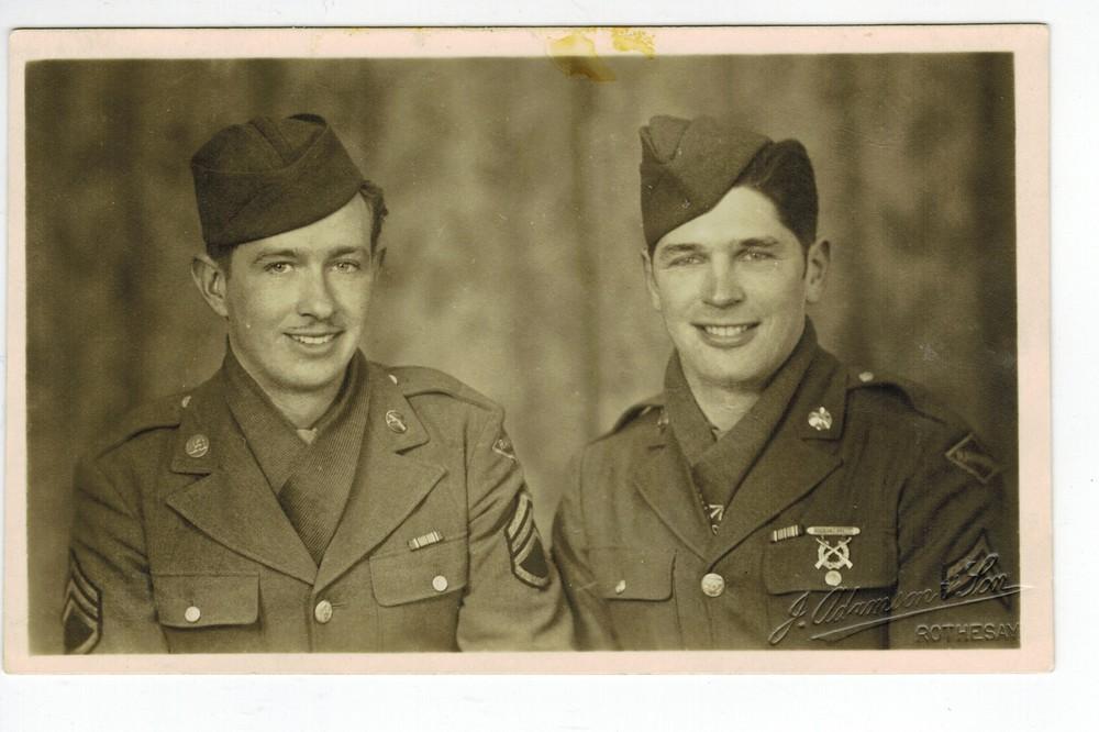 S/Sgt Herbert Stanton Hull, 5th Ranger Infantry Battalion, B Company, 2nd Platoon