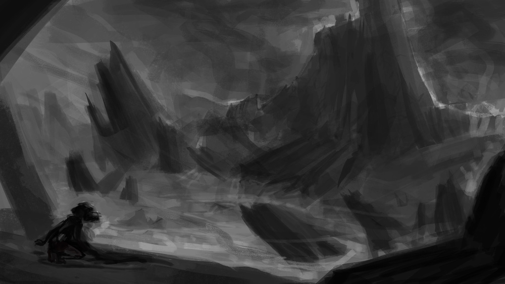 Mountain of Darkness, 30-40min