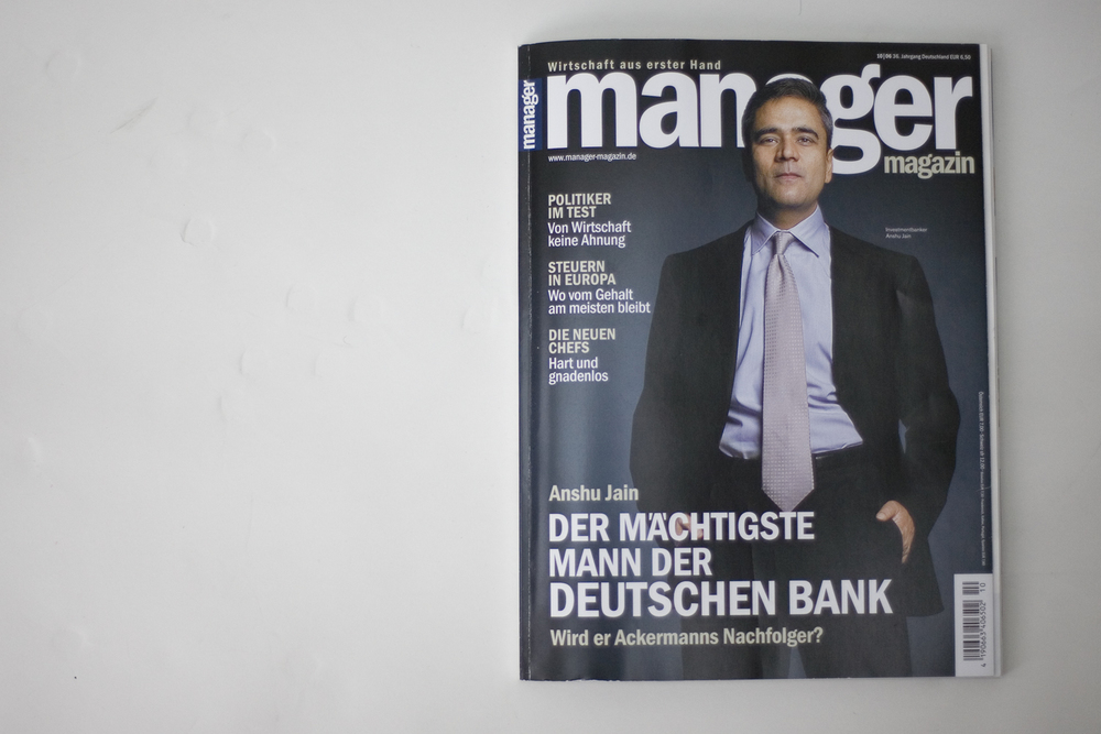 Fotoredaktion . Manager Magazin