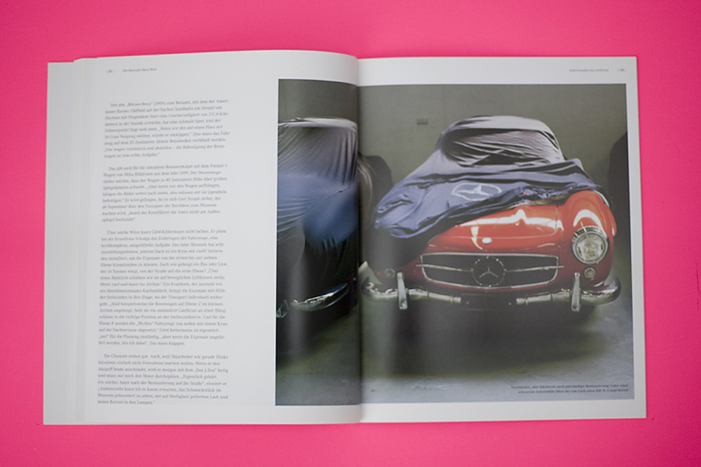 Corporate Publishing . Mercedes Benz Welt