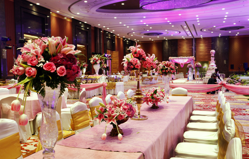 Wedding decoration by Azalia Decoration