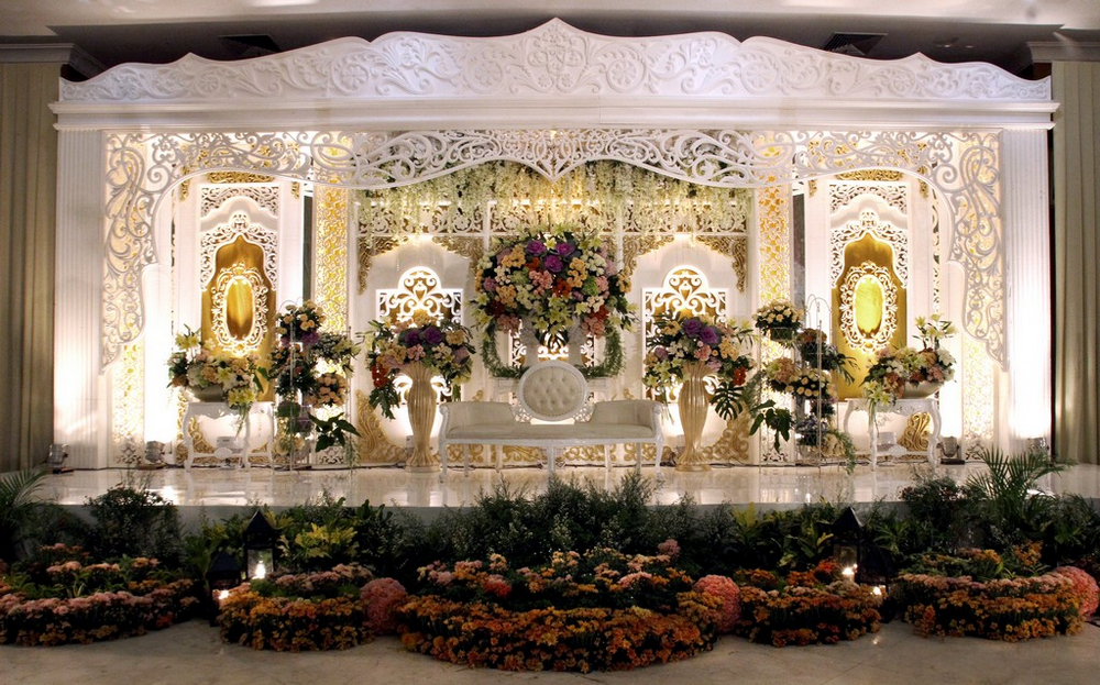 Azalia decorationwedding decoration azalia decoration wedding decoration jakarta junglespirit