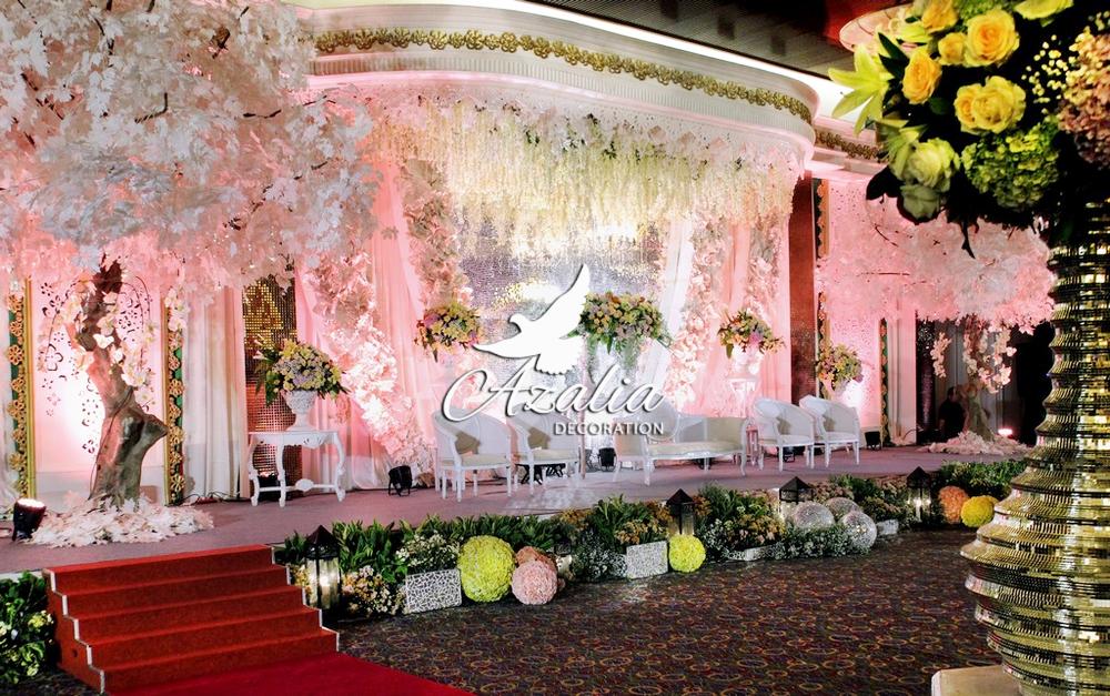 Wedding Decoration Jakarta dekor by Azalia Decoration