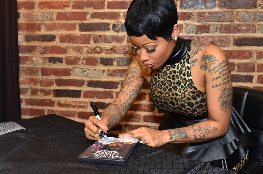 On the dotted line