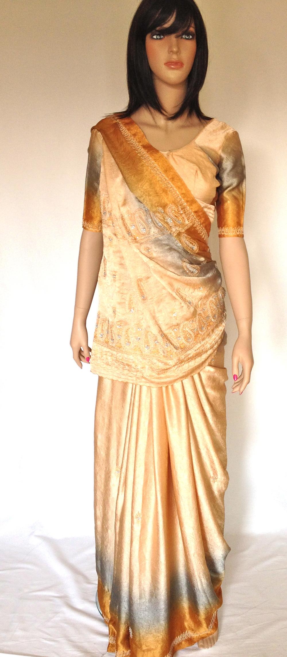 Location robe indienne mariage paris
