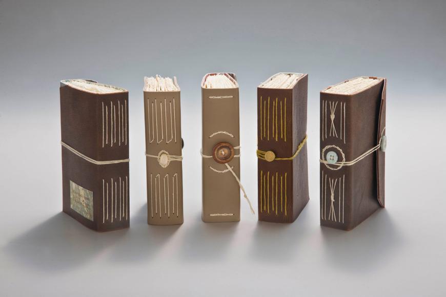 Lovely Little Longstitch books
