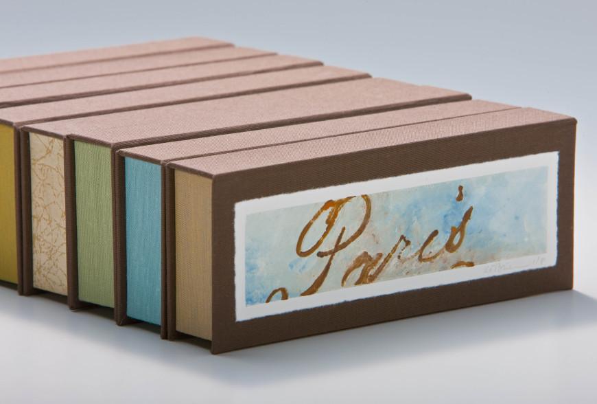 I Love Paris boxes