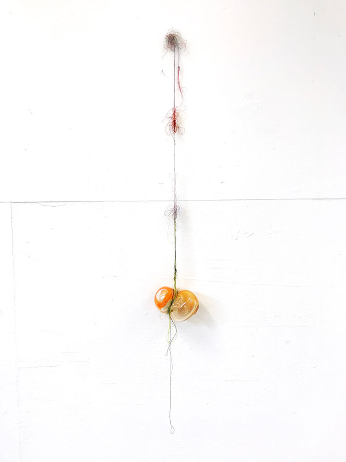 Kelly M O'Brien, MFA studio work, pendulum study no. 1. Bath Spa University. ©2018