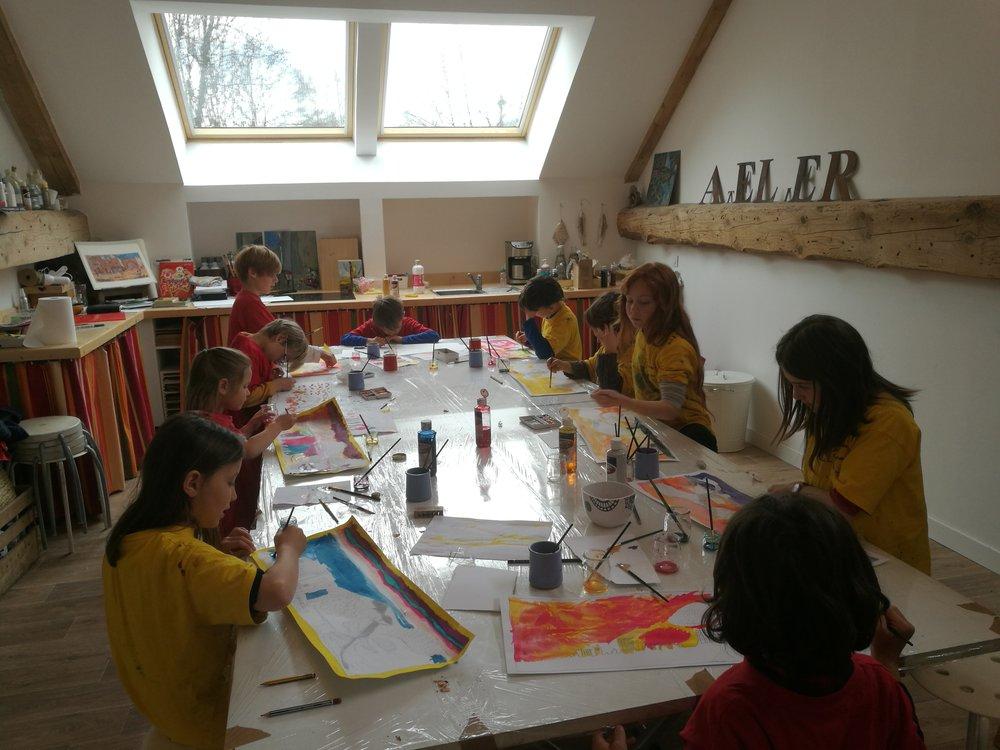 Atelier à St Bernard - 106, chemin de Montbrun, 38660 St Bernard du Touvet