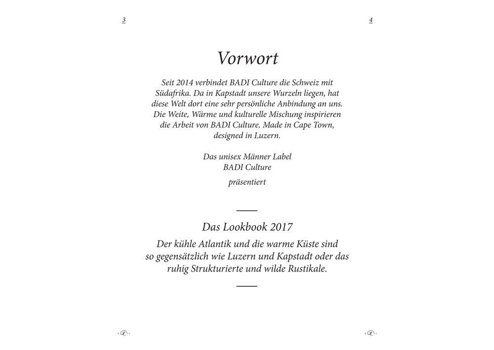 BADI Culture Lookbook_2017_vorwort