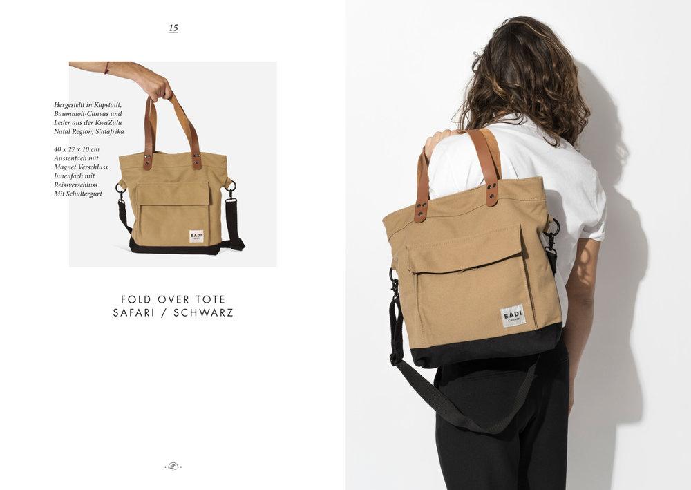 BADI Culture Lookbook_2017_fold over tote beige