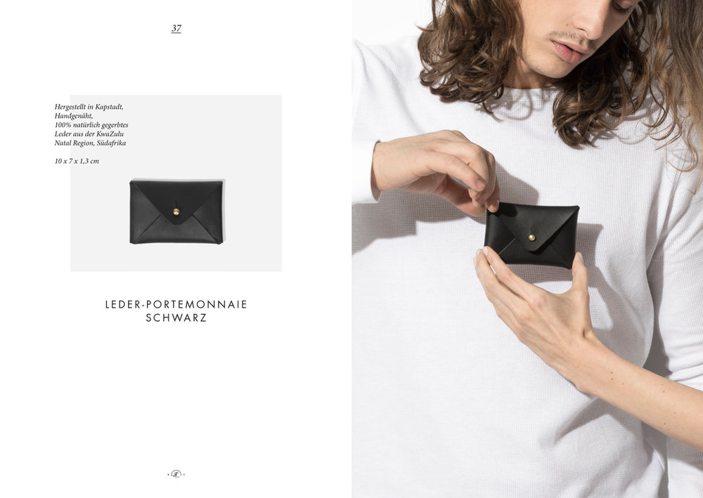 BADI Culture Lookbook_2017_leder portemonnaie schwarz