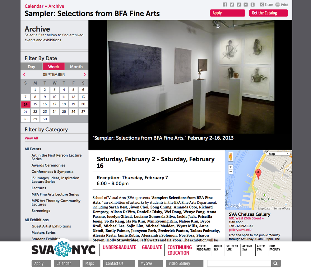 http://www.sva.edu/events/archive/sampler-selections-from-bfa-fine-arts