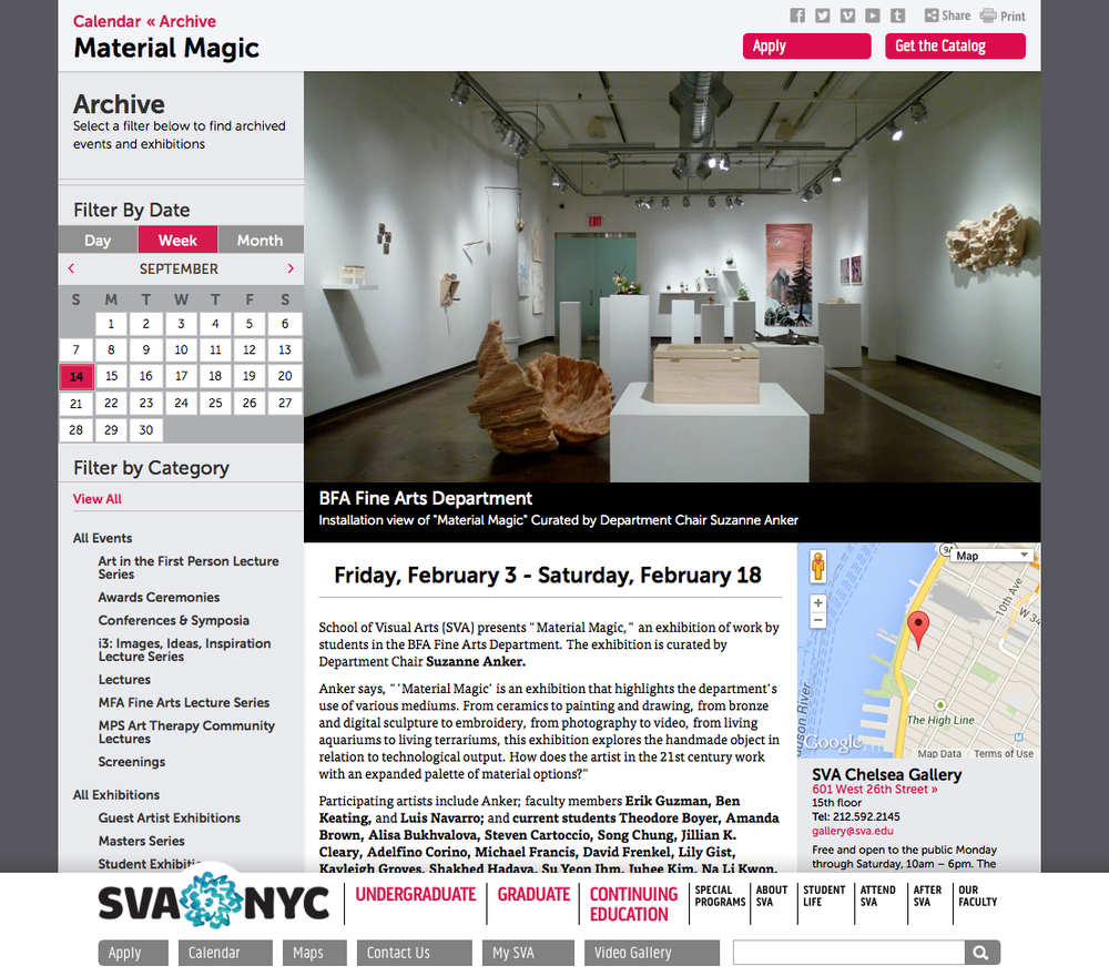 http://www.sva.edu/events/archive/material-magic