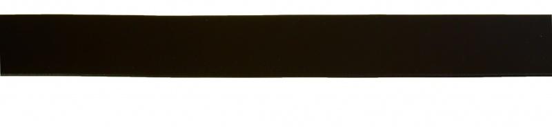 Skinnlist 4 cm svart