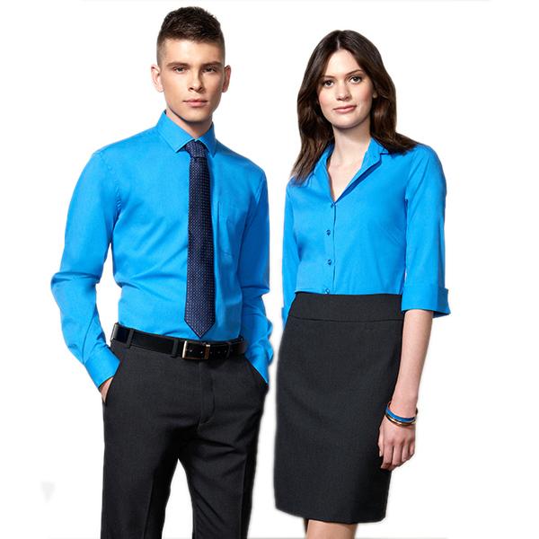 Mens Poplin Shirts