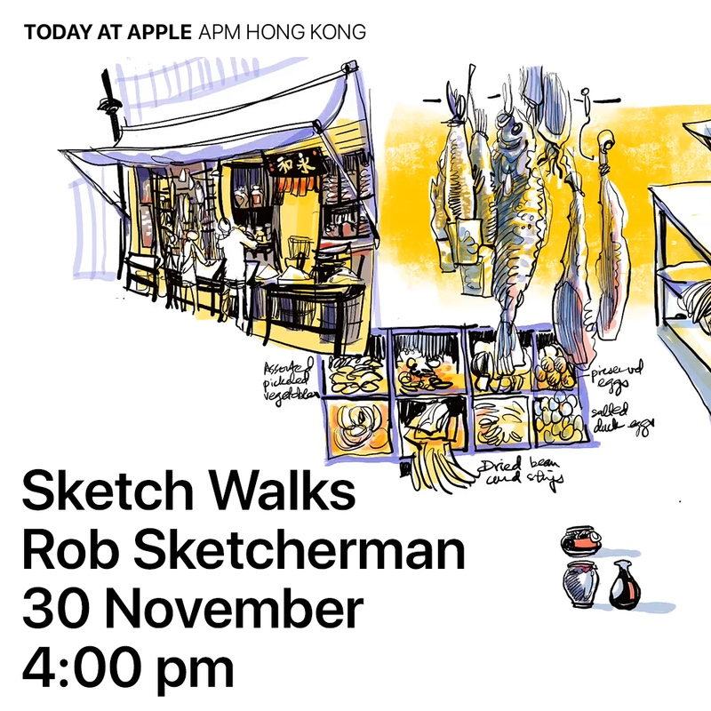 2017-Today at Apple-APM HK-Sketcherman.jpg
