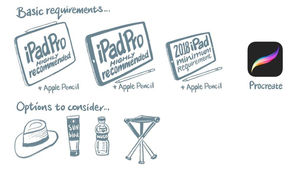 iPad Sketching Workshop-gear-Sketcherman.JPG