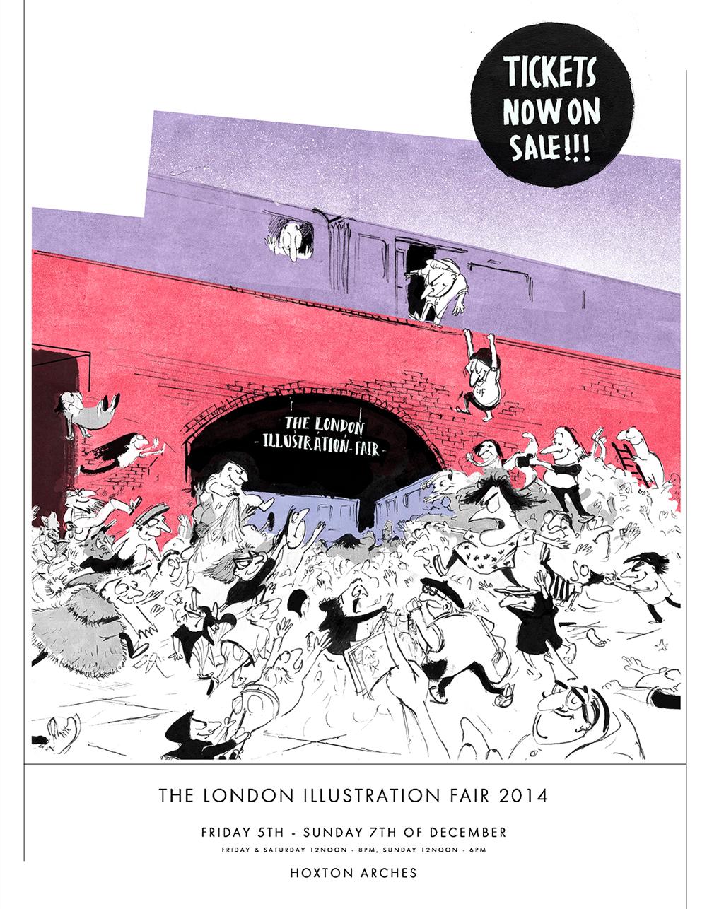 London Illustration Fair