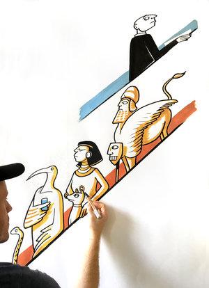 Jonny Glover Illustration